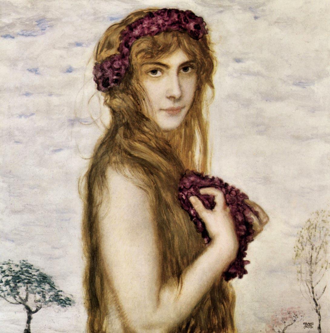 Spring [2] - Franz von Stuck